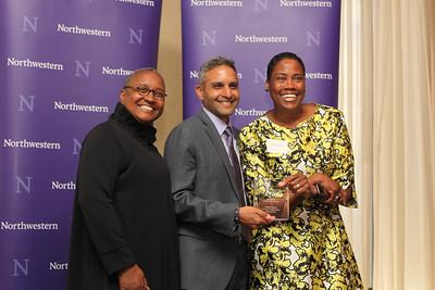 northwestern 2018 staff recognition awards