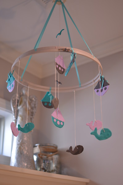 Meredith's Baby Shower