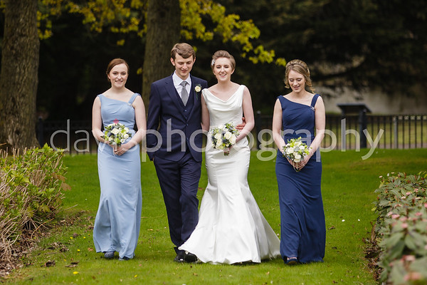 Jenny + John James Coleraine Wedding