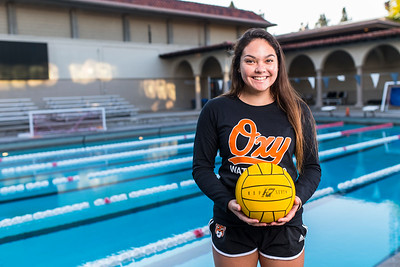 2019 Women's Water Polo Portraits