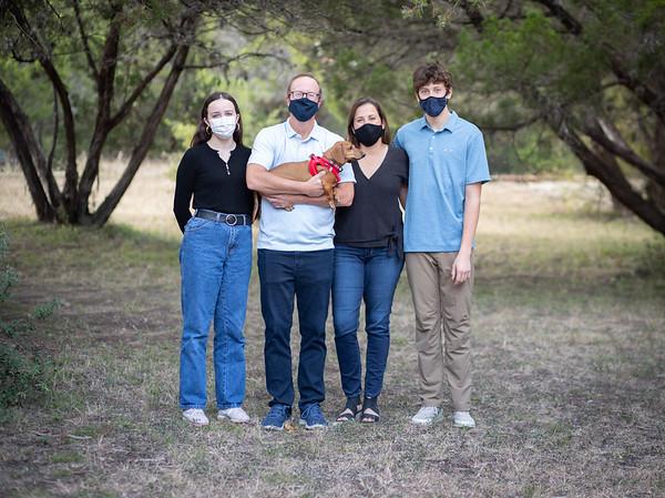 Hudler Family 2020