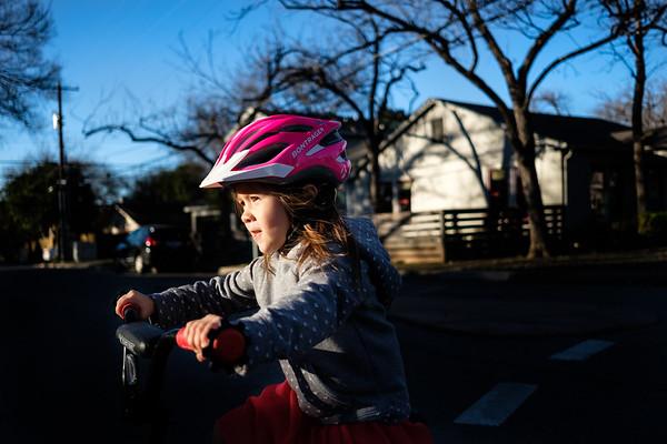 Bike Ride and Yogurt