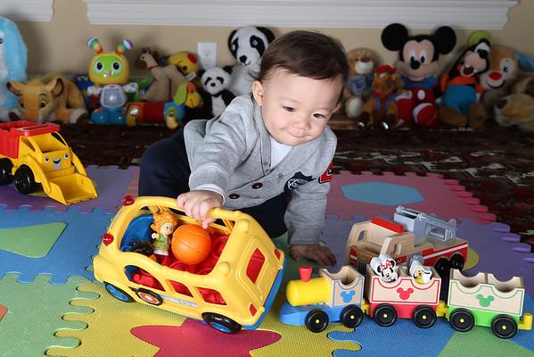 Gabriel 10 months