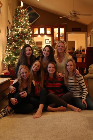 Friends Christmas 2014
