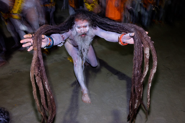 Show stoppers of Kumbh
