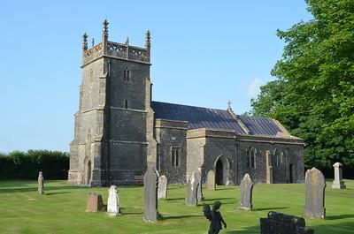 St Lawrence Priddy