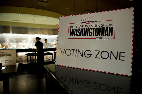 Washingtonian's Best of at Ping Pong DC [2010.04.07]