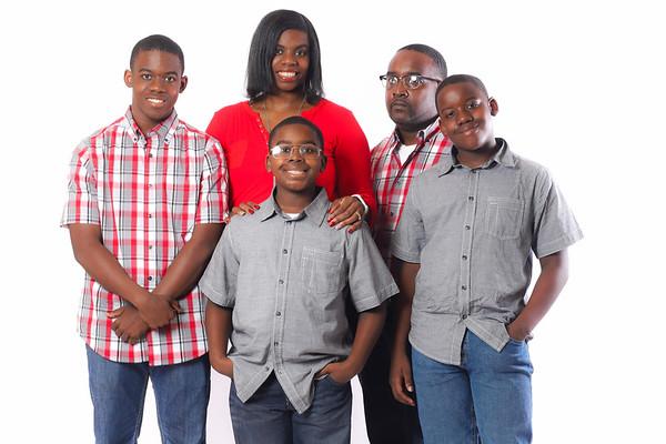 The Rae Family