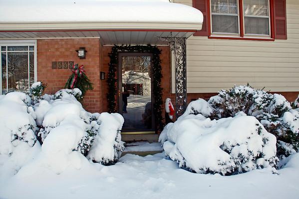 Big Snow December 2009