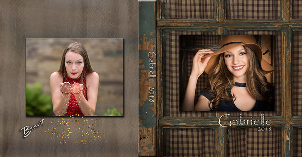 Senior Picture & Portrait Photographers Somerset County PA | Brant Photography