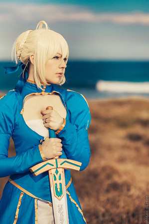Fate/Stay Night: Saber Realta Nua