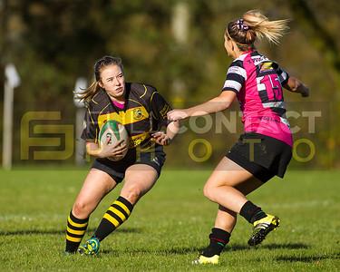 Tumble Ladies v West Swansea Hawks Ladies