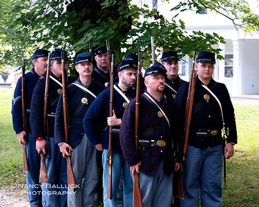 Hale Farm Civil War Reenactment August 2019