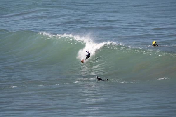 2008.07.30-31 - Surfing, Makorori and Wainui