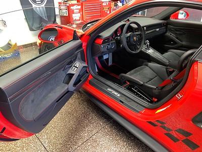 2019 Porsche GT2RS Weissach