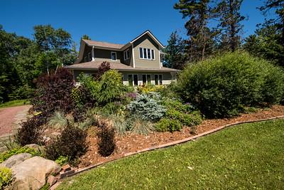 Robin Russell's garden