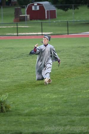 Tanner Graduation