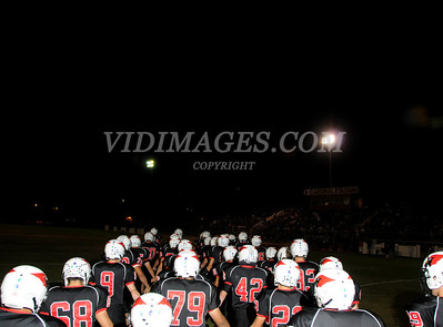 Football - 2010 - West Valley