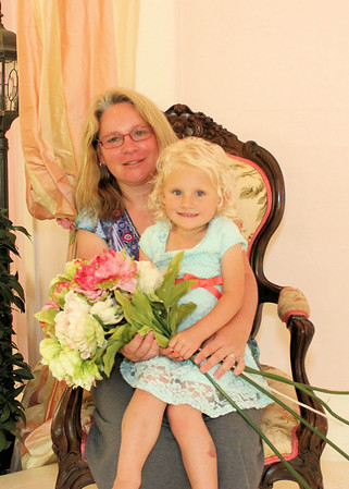 Mother Daughter Tea 7-13-2014
