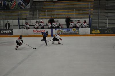 Ice Hawks vs Cherry Creek Red