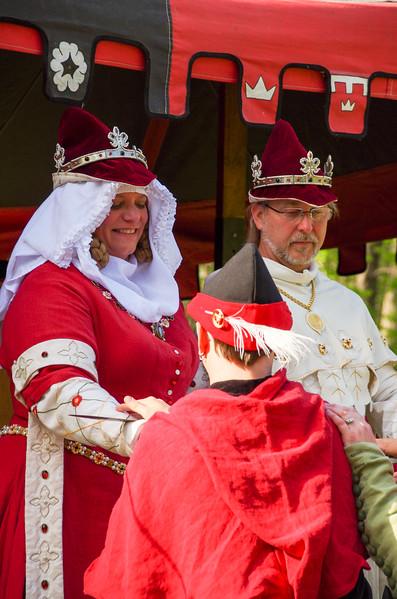 Coronation of Loric II