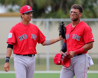 Red Sox ST, March 20, 2016