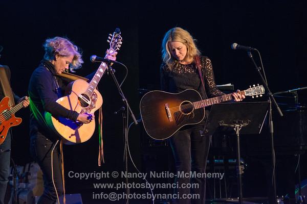 Shelby Lynne and Allison Moorer