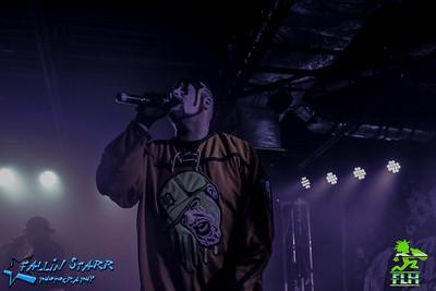 "Blaze Ya Dead Homie - ""Welcome To The Underground"" Tour"