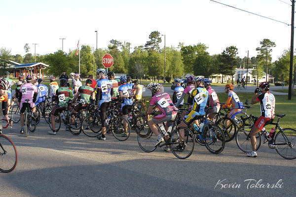 Cold Spring Road Race, April 9, 2006 - P12, Cat3, Masters