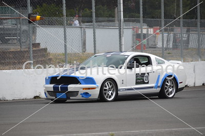 35th Anniversary Mustang Roundup - July 15th, 2015