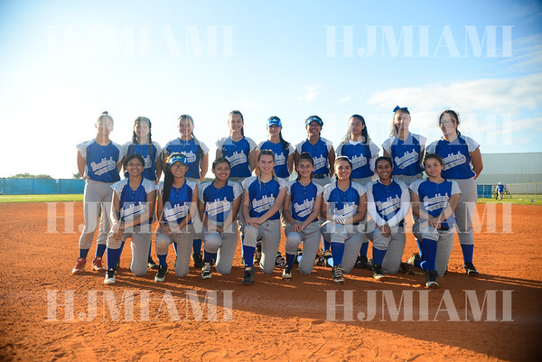Braddock | Softball | JV | 2/17/18