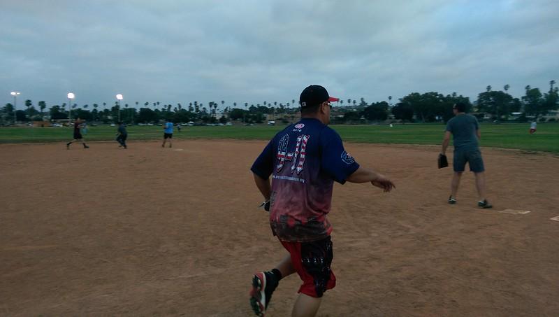 2014-05-07 Softball, Wed, Field 2