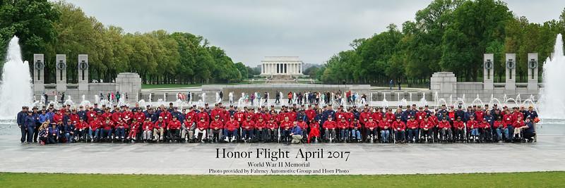 Honor Flight #13 (Apr2017)