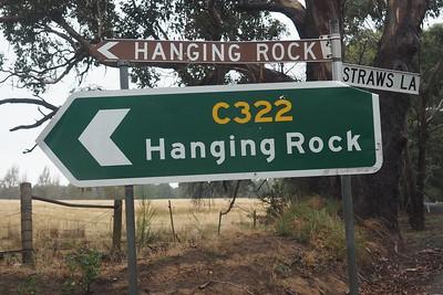 Hanging Rock Run 15/4/18