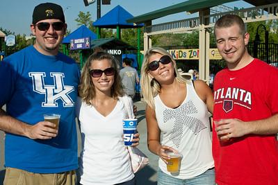 #74 Thirsty Thursday @ Slugger Field, 8/19/10