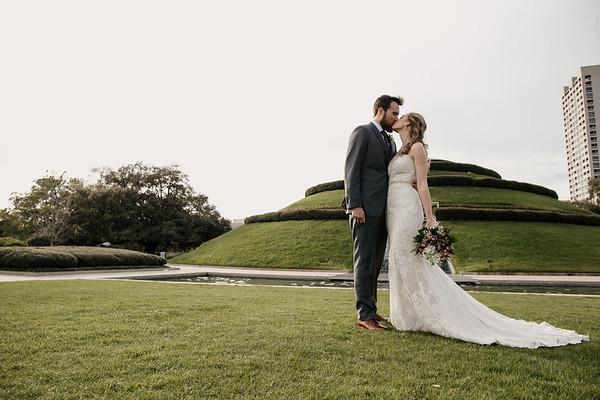 Jordan and Wills got married