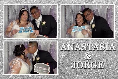 Anastasia and Jorge