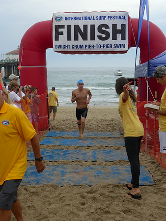 2014 Dwight Crum Pier-to-Pier Swim
