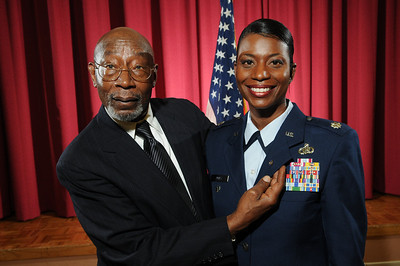 Jacqueline's Retirement from USAF