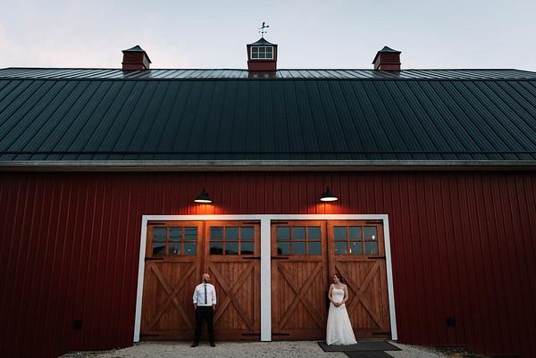 Cleveland, Ohio Wedding Photographer   Melisa and Ryan's Century Barn Wedding