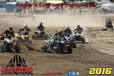 2016 QXNW Round 1 & 2 Horn Rapids MX