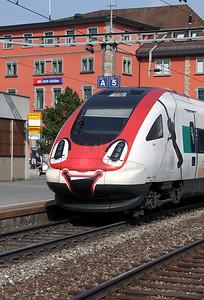 SBB Class 500