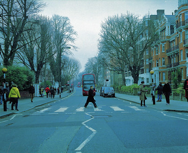 London by 6x7 analog