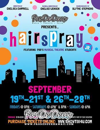 Hairspray Jr. (2014)