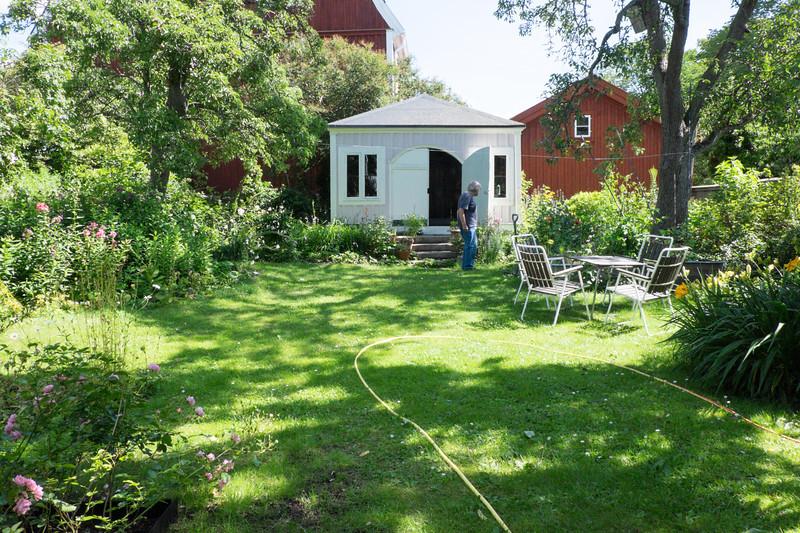 Ingrid and Yard