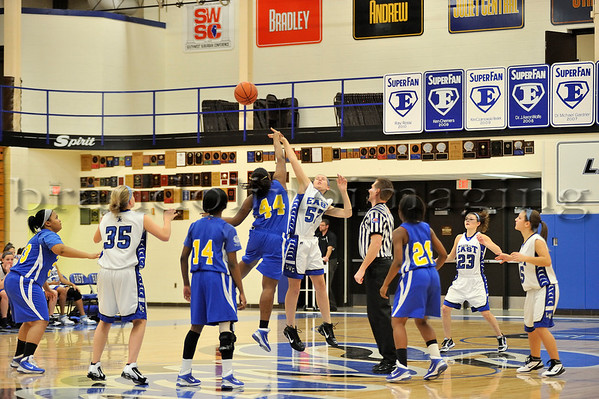Lincoln-Way East Sophomore Basketball (2010-2011)