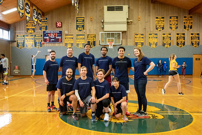 Alumni Basketball Game 2019