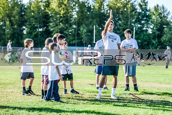2015 JR WOLFPACK CAMP DAY 3  7.23.15