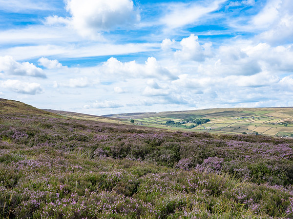 Haworth and the Bronté Way, West Yorkshire