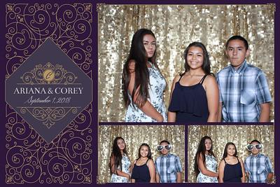 Ariana and Corey's Wedding